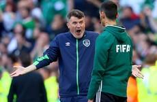 Dunphy criticises Keane for the 'war' talk before Austria qualifier
