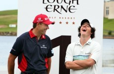 Harrington: 'If somebody wants Rory to be as Irish as he can be, he better declare for GB'
