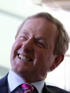 A true patriot or a tainted legacy? Enda Kenny gave his last speech as Taoiseach today