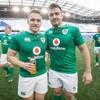 'Great day for the family,' but whirlwind tour leaves little time for Scannell brothers to celebrate