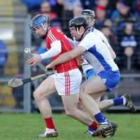 Setback for Cork as Lehane a major injury doubt ahead of Munster semi-final with Waterford