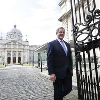 Flattery, chuckles and playful punches: Enda's long goodbye comes to an end