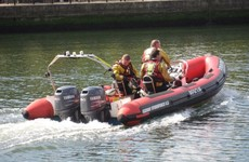 Casualty hospitalised after Liffey rescue at O'Connell Bridge