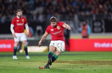 Toulon won't renew Leigh Halfpenny's contract for next season