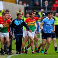 Diarmuid Connolly's full 12-week ban upheld (for now) after late-night hearing