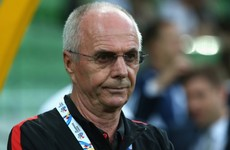 Sven-Goran Eriksson is looking for a new job after being sacked in China