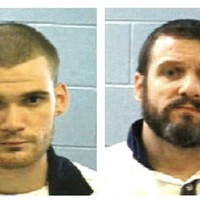 Two inmates 'dangerous beyond description' on the run after killing guards