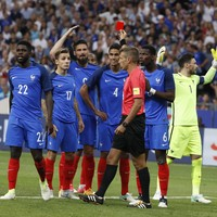 Do you agree with this controversial video referee decision from the France-England match?