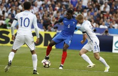 'He's got everything' - Pogba tipped for big second season at Man United after bossing England friendly