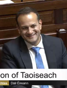 As it happened: Leo Varadkar elected Taoiseach