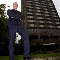 World champion boxers devastated after fire at tower block of old club
