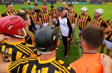 Kilkenny need to 'throw caution to the wind' with youngsters as questions remain over injuries
