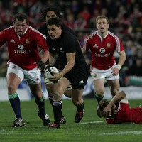 'Lions series felt like a stepping stone to stamping my name on the world stage'