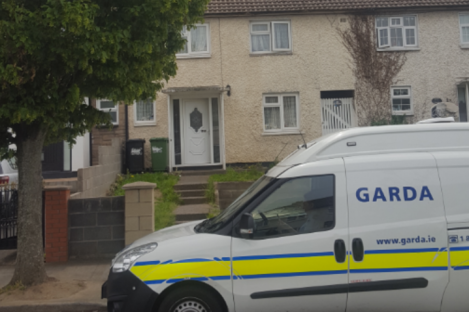 The house where the woman lived is being treated as a potential crime scene.