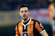 Five months after suffering fractured skull, Hull's Ryan Mason is back in training
