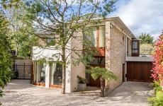 Innovative design features make this Dublin 4 villa a unique family home