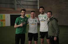The Corkman, the Hollywood star and a road trip to Paradise