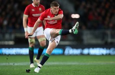 'He missed. He's human, that's life' - Lions tee still up for grabs ahead of Tests