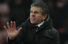 Southampton sack Claude Puel after just one season in charge