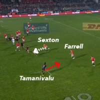 Analysis: Sexton-Farrell combination can unlock the All Blacks