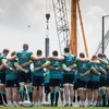 Schmidt makes six changes to Ireland side ahead of Japan Test