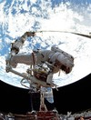 'I didn't want to be known as the person who broke something on the Hubble telescope'