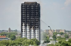 Cladding on London tower block was linked to a similar fire in Melbourne