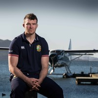 O'Mahony follows in mentor O'Connell's footsteps to captain the Lions