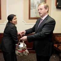 Enda's Cuddly Photocall of the Day (part 2)