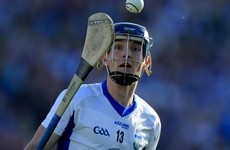 'When you're coming on against Kilkenny and getting hit with challenges, you hit reality'