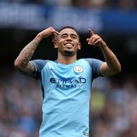 Man City's Jesus avoids surgery for eye socket fracture