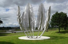Choctaw Chief to visit sculpture that commemorates his nation's generosity during Irish famine