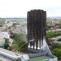 London tower block fire must serve as a 'wake up call' to Ireland