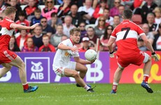 Harte goes with same starting line-up for Tyrone's clash with Donegal