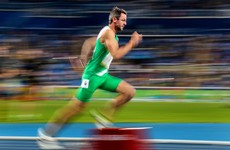 Thomas Barr delivers big finish to take third place in his first Diamond League of the season