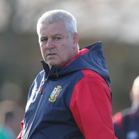 Lions reinforcements on way as Gatland set to announce 5 or 6 call-ups