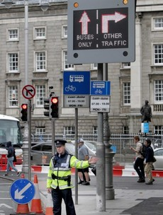 Heading into Dublin this morning? Luas testing is set to cause traffic disruption in the city centre