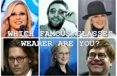 QUIZ: Which Famous Glasses Wearer Are You?