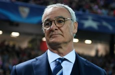 Claudio Ranieri's return to management confirmed