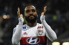 Arsenal make bid for prolific Lyon striker