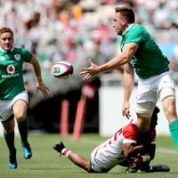 Keith Earls on fire again as Ireland run 7 past Japan