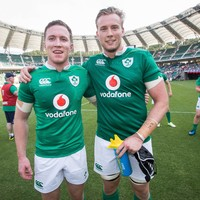 Conan's Barbarian rugby, new kids impress and more talking points from Ireland's big win
