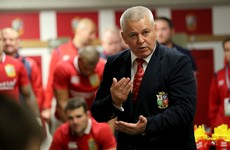 Irish players miss out as Lions call on Welsh and Scottish reinforcements