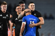'It's a different beast coming' - All Blacks not getting cocky after 12-try win