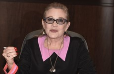 Carrie Fisher's death caused by sleep apnea and 'other causes', coroner says