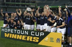 Gregor Townsend's Scotland hold on for thrilling victory over Australia