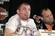 Former UFC champion Matt Hughes seriously injured as truck hit by train