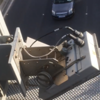 Man arrested after scaling M50 toll bridge and causing €100k damage