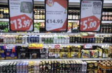 Alcohol consumption down by 17 per cent over last decade