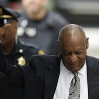 Bill Cosby walks free from court as judge declares a mistrial in his sexual assault case